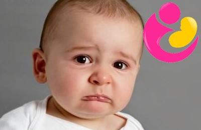 大哭的可爱图片小孩